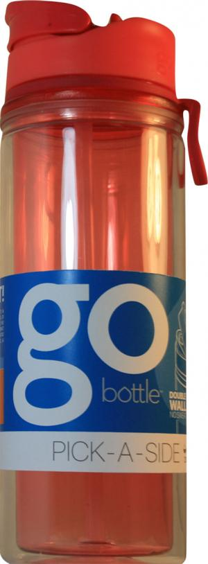 Go Bottle Pick A Side Insulated Double Wall 20 Oz