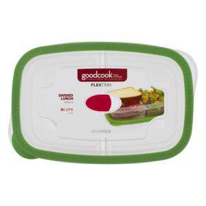 Goodcook Softseal Divided Vented Lid Food Storage