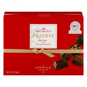 Whitman's Reserve Box Chocolates
