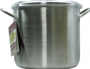 Bradshaw Stainless Steel Stock Pot with Lid