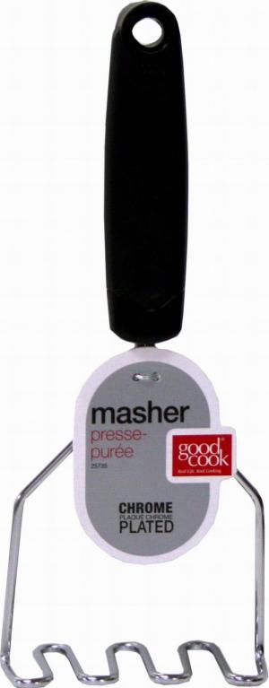 Good Cook Chrome Masher