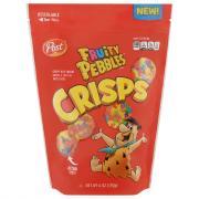 Post Fruity Pebbles Crisp