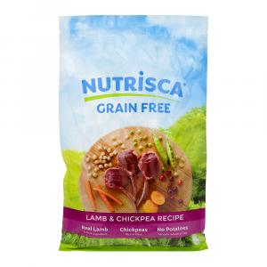 Nutrisca Lamb Chickpea Dry Dog Food