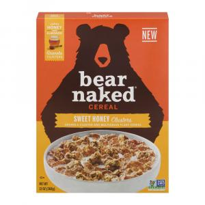 Bear Naked Sweet Honey Clusters Cereal
