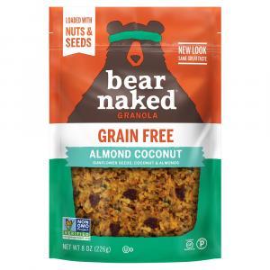 Bear Naked Almond Coconut Grain Free Granola