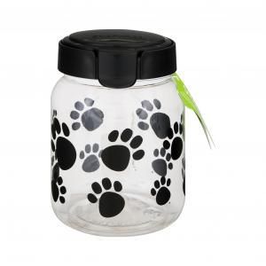 Snapware Airtight 4.2 Cup Round Pet Plastic Canister