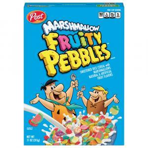 Post Marshmallow Fruity Pebbles