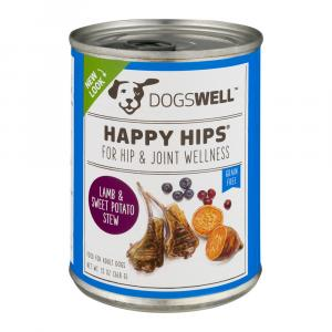 Dogswell Happy Hips Lamb & Sweet Potato Stew Recipe