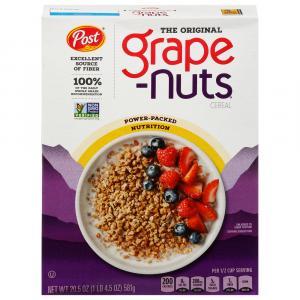 Post Grape-Nuts Original