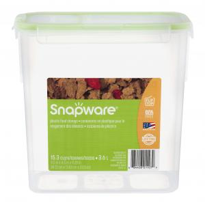 Snapware 15.3 Cup Flip Top Airtight Container