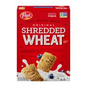 Post Spoon Size Shredded Wheat Cereal