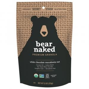 Bear Naked White Chocolate & Macadamia Nut Granola