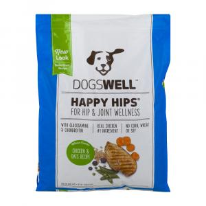 Dogswell Happy Hips Chicken & Oats Dog Food