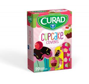 CURAD Cupcake Covers Bandages