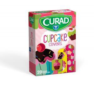 Curad Cupcake Covers Bandages