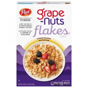 Post Grape-Nuts Flakes Cereal