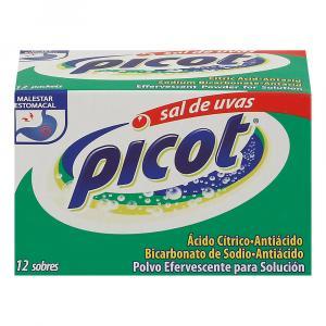 Sal de Uvas Picot Citric Acid Antacid