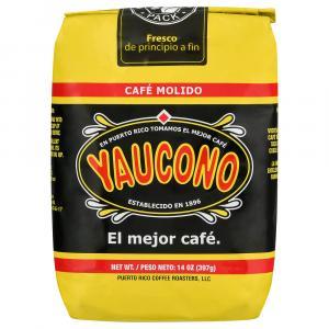 Yaucono Ground Coffee