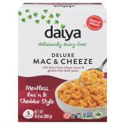 Daiya Bac'n & Cheddar Style Deluxe Cheezy Mac