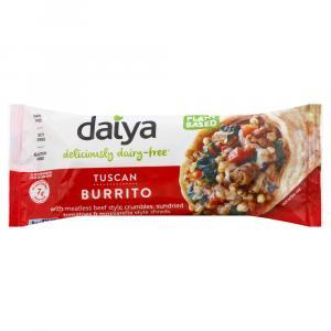 Daiya Tuscan Burrito
