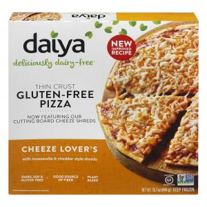 Daiya Dairy Free Cheeze Lover's Pizza