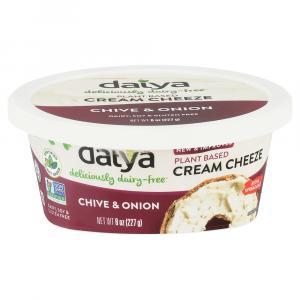 Daiya Chive & Onion Cream Cheese Style Spread