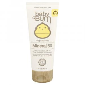 Baby Bum Mineral Lotion SPF 50