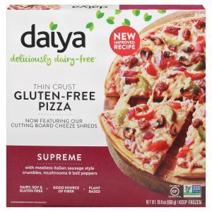 Daiya Gluten Free Supreme Pizza