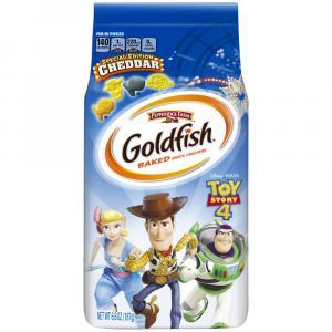 Pepperidge Farm Cheddar Goldfish Crackers Toy Story 4