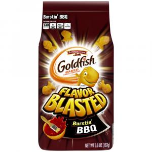 Pepperidge Farm Smokin' BBQ Goldfish