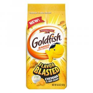 Pepperidge Farm Goldfish Flavor Blasted Cheddar & Sour Cream