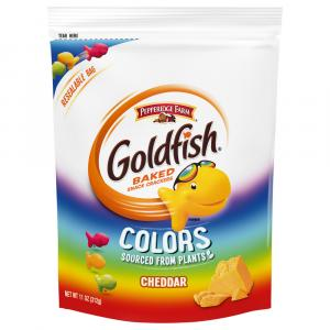Pepperidge Farm GoldFish On The Go Colors