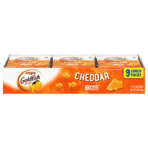 Pepperidge Farm Multi-Pack Cheddar Goldfish