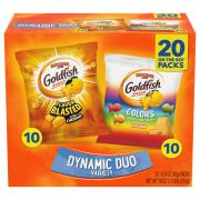 Pepperidge Farm Goldfish Variety Pack Baked Snack Crackers