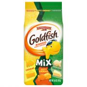 Pepperidge Farm Goldfish Cheddar Zesty Mix