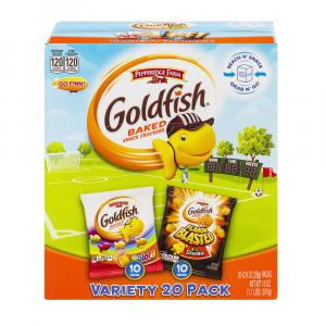 Pepperidge Farm Goldfish Multi Pack