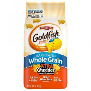 Pepperidge Farm Whole Grain Xtra Cheddar GoldFish