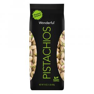Wonderful Pistachios Roasted & Salted In Shell