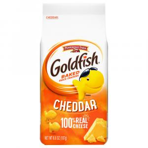 Pepperidge Farm Goldfish Cheddar Crackers Bag