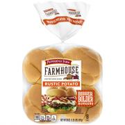 Pepperidge Farm Farmhouse Hearty Rustic Potato Buns