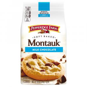 Pepperidge Farm Montauk Milk Chocolate Cookies