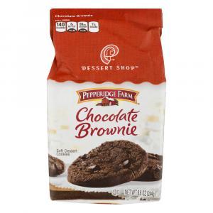 Pepperidge Farm Chocolate Brownie Cookies