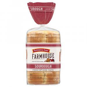 Pepperidge Farm Farmhouse Sourdough Bread