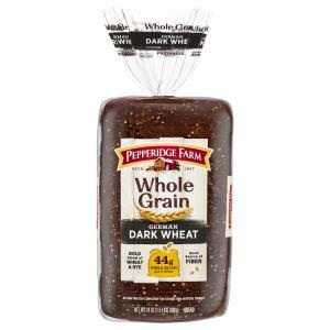 Pepperidge Farm 100% Natural German Dark Wheat Bread