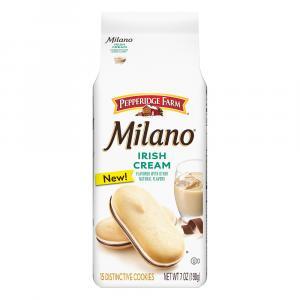 Pepperidge Farm Milano Irish Cream