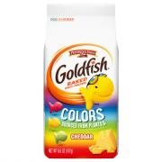 Pepperidge Farm Goldfish Colors Crackers Bag