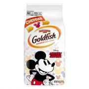 Pepperidge Farm Mickey Mouse Cheddar Goldfish