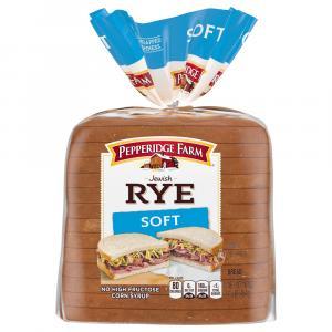 Pepperidge Farm Soft Rye Bread