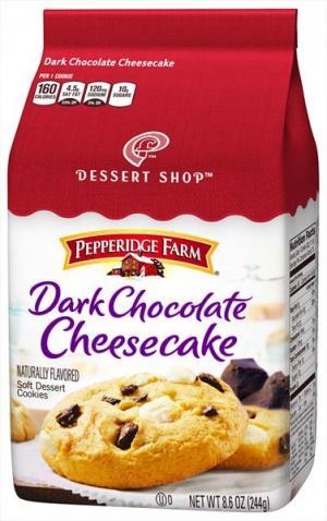 Pepperidge Farm Dark Chocolate Cheesecake