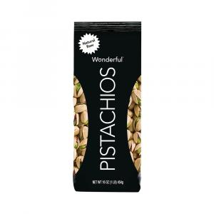 Wonderful Natural Raw Pistachios In Shell